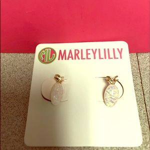MARLEYLILLY Pineapple Earrings